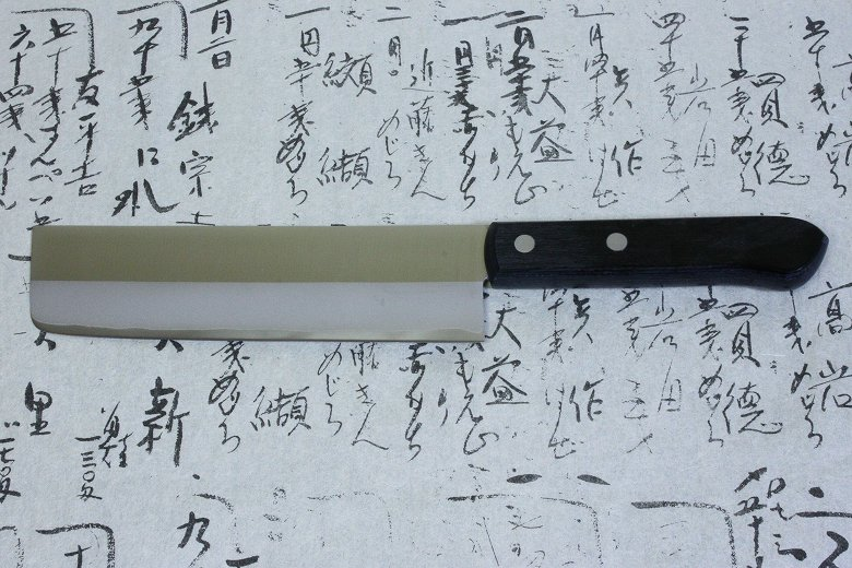 Tojiro Japanese Knife Sushi Chef DP A-1 3Layered Series by VG10 Usuba Nakiri