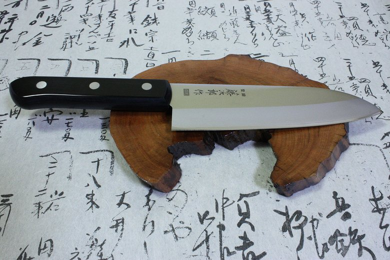 Tojiro Japanese Sushi Chef Knife Santoku DP 3Layered Series by VG10 steel