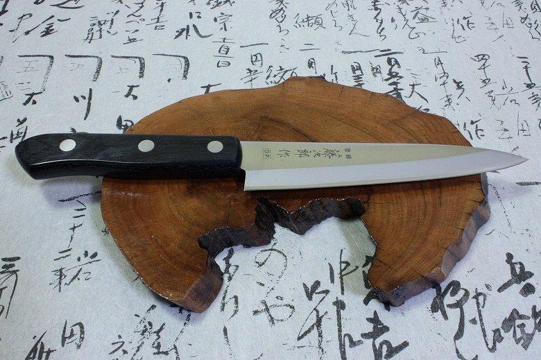 Tojiro Japanese Sushi Chef Knife Petty DP 3Layered Series by VG10 steel