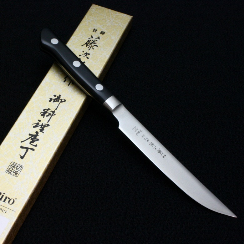 tojiro japanese chef knife steak knife dp 3layered series by vg10 with bolster - Japanese Chef Knife