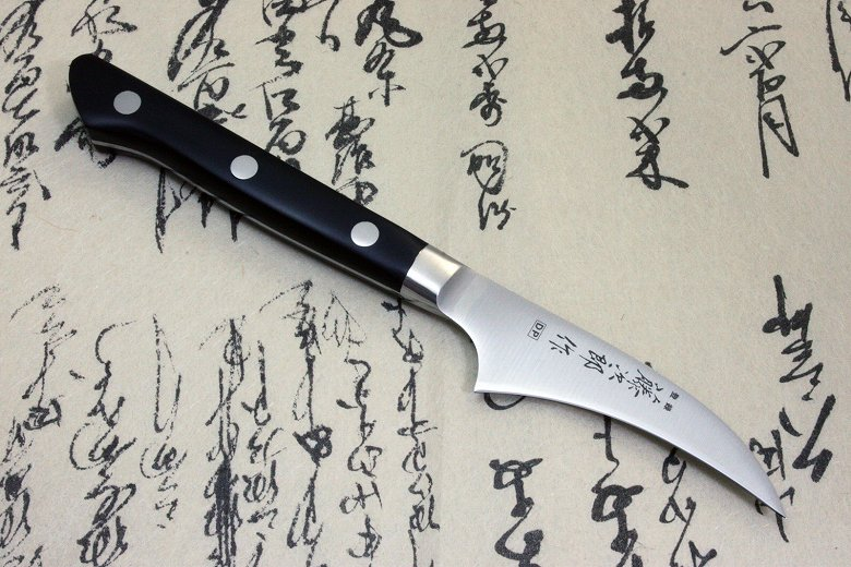 Tojiro Japanese Chef Knife Peeling Knife DP 3Layered Series by VG10 with Bolster