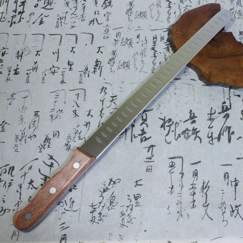 Tojiro Japanese Kitchen Chef Knife Salmon Knife Stainless Steel 305mm NEW