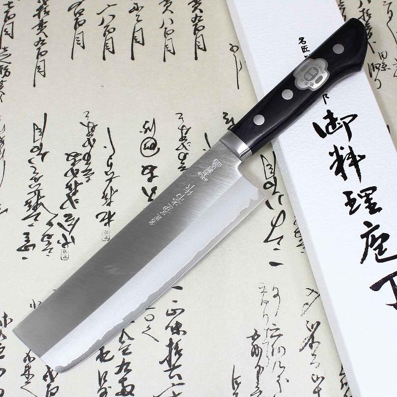 Japanese Sushi Knife Kanetsune VG-10 Stainless Usuba 165mm 3002