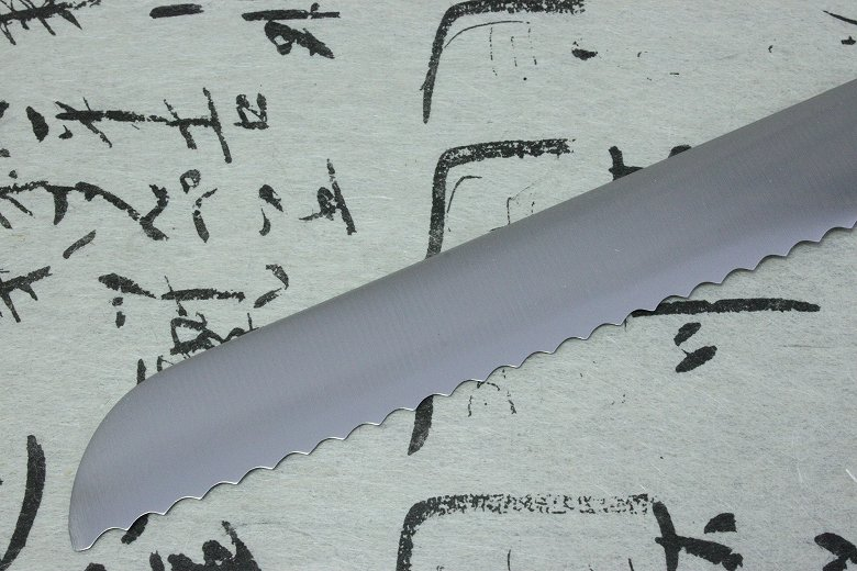 Japanese Knife Kanetsune Seki Bread Knife Stainless Steel 250mm Made in Japan