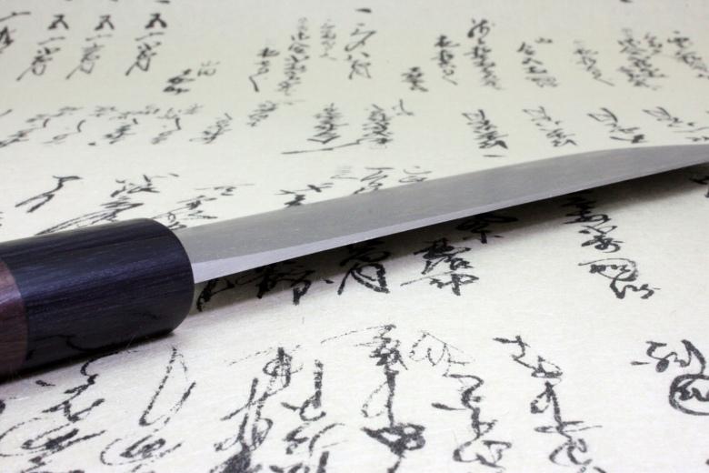 Kanetsune Japanese Sushi Chef Kitchen Knife Damascus Usuba Nakiri 165mm KC-421