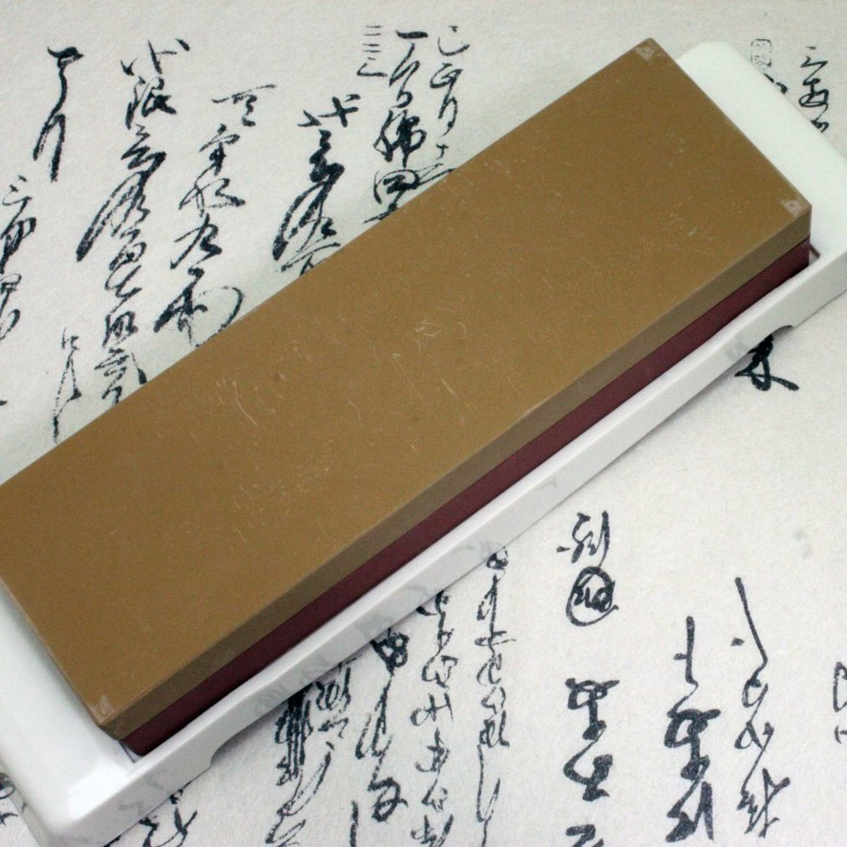 Kanetsune Japanese Kitchen Knife Sharpening Stone 1000 3000