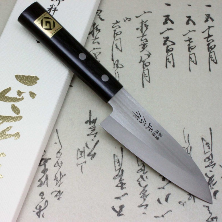 Japanese Masahiro Seki Sushi Sashimi Chef Knife Stainless Steel Deba 120mm F/S