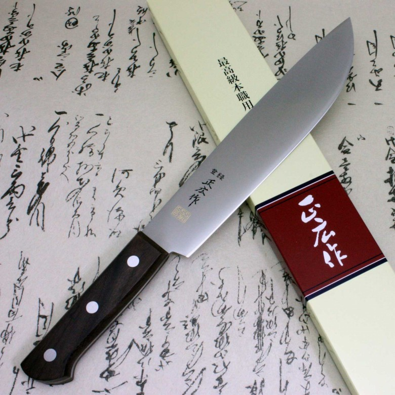 Masahiro Japanese Chef Special Kitchen Knife Atamaotoshi Stainless Steel 41103
