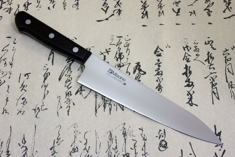 Misono Japanese Chef Kitchen Knife Stainless Molybdenum Gyuto 180mm F/S