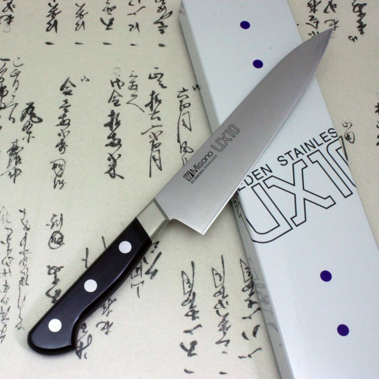 Misono Japanese Chef Kitchen Knife UX10 Sweden Stainless Gyuto 180mm F/S