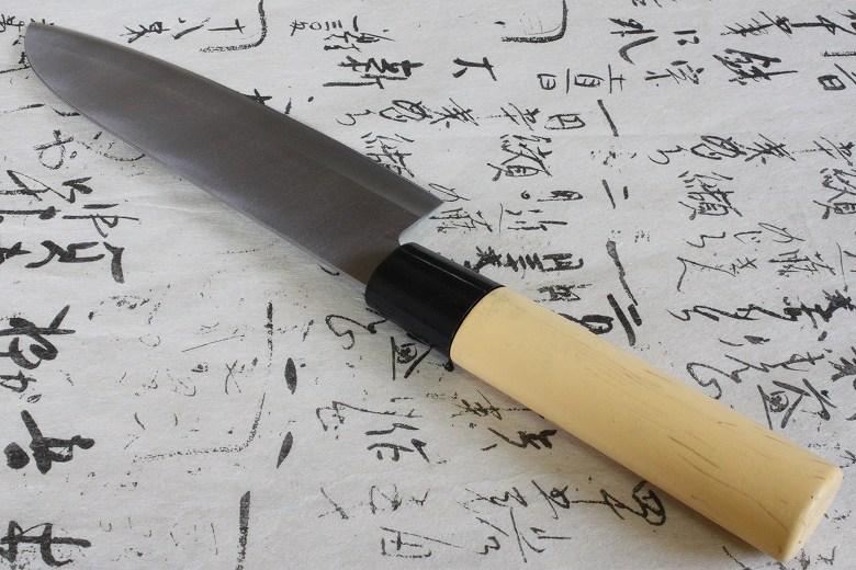 Japanese Knife Stainless Steel 3 Knives Set Santoku Deba Yanagiba