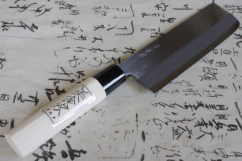 Japanese Sushi Chef Kitchen Knife Nakiri Usuba Home Use GK102