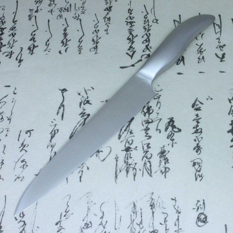 Japanese Sushi Sashimi Chef Knife Shimomura Verdun Yanagiba 180mm