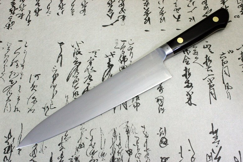 Misono Japanese Chef Kitchen Knife Sweden Carbon Steel Gyuto 210mm F/S